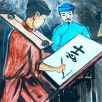 Dàn ý Phân tích thái độ của nhân vật Huấn Cao đối với viên quản ngục trong Chữ người tử tù (Nguyễn Tuân)