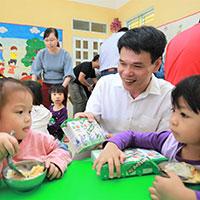 Hồ sơ hỗ trợ tiền ăn trưa cho trẻ em mẫu giáo