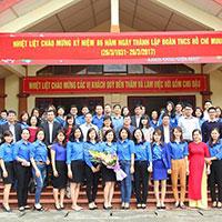 Bài viết tuyên truyền về ngày thành lập đoàn TNCS Hồ Chí Minh