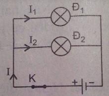 Giải bài tập SBT Vật lý lớp 7 bài 28: Thực hành: Đo hiệu điện thế và cường độ dòng điện đối với đoạn mạch song song