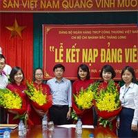 Mẫu 7-KNĐ: Báo cáo đề nghị kết nạp Đảng viên