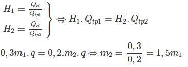 Giải bài tập SBT Vật lý lớp 8 bài 26: Năng suất tỏa nhiệt của nhiên liệu