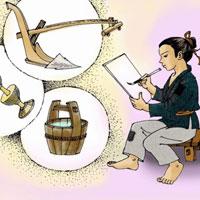 Soạn Văn 6: Cây bút thần