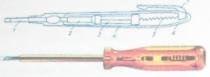 Giáo án Công nghệ 8 bài 34: Thực hành: Dụng cụ bảo vệ an toàn điện