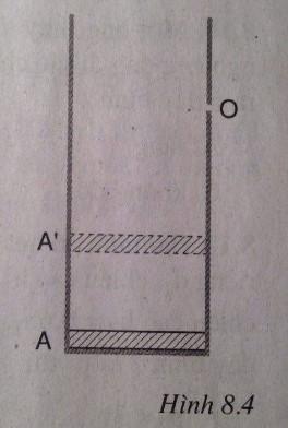 Giải bài tập SBT Vật lý lớp 8 bài 8: Áp suất chất lỏng - Bình thông nhau