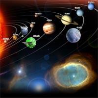 Cách dùng phần mềm mô phỏng hệ mặt trời Solar System 3D Simulator