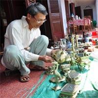 Hướng dẫn cách dọn dẹp bàn thờ tổ tiên cơ bản