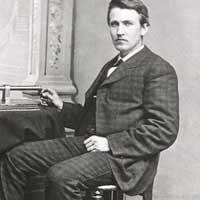 Viết thư quốc tế UPU lần 47: Gửi ông Thomas Edison và những phát minh vĩ đại