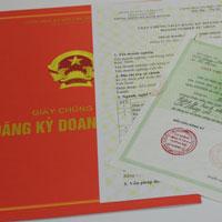 Mẫu giấy biên nhận hồ sơ đăng ký đầu tư và đăng ký doanh nghiệp