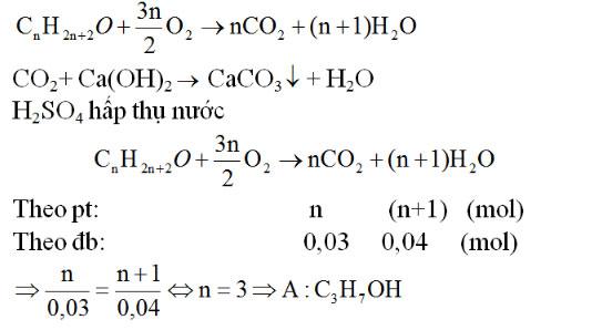 Giải bài tập trang 186, 187 SGK Hóa học lớp 11: Ancol