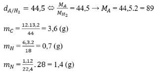 Giải bài tập Hóa học 12 bài 10: Amino axit