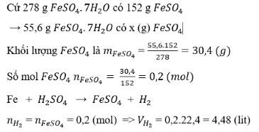 Giải bài tập Hóa học 12:Hợp chất của sắt