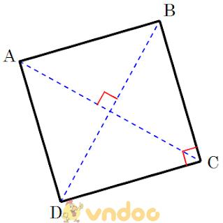 Định nghĩa, tính chất, dấu hiệu nhận biết các hình học phẳng