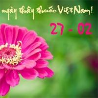 Bài tuyên truyền về ngày thầy thuốc Việt Nam