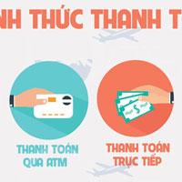 Cách hình thức thanh toán trực tuyến tại Việt Nam