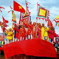 Thuyết minh về một lễ hội truyền thống ở quê hương em