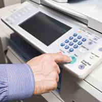 Đơn đăng ký sử dụng máy photocopy màu, máy in có chức năng photocopy màu