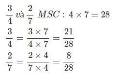 Giải vở bài tập toán 5