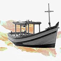 Cảm nhận về vẻ đẹp khuất lấp của người đàn bà hàng chài trong truyện ngắn Chiếc thuyền ngoài xa