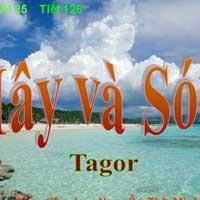 Cảm nhận về bài thơ Mây và sóng của Ta-go