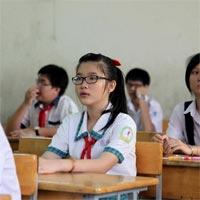 Mẫu phiếu chấm tuyển sinh vào lớp 10