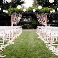 Có thể dùng hè phố làm nơi tổ chức đám cưới không?