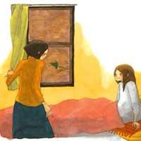 """Lấy nhan đề """"Tình người trong chiếc lá"""", em hãy viết bài nêu suy nghĩ của mình về đoạn trích truyện ngắn Chiếc lá cuối cùng của O Hen-ri"""