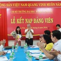 Mẫu 12-SHĐ: Công văn giới thiệu đảng viên do yêu cầu phải chuyển sinh hoạt đảng tiếp