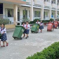 Báo cáo kết quả giáo dục kỹ năng sống cho học sinh THCS