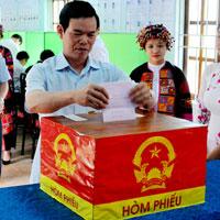 Mẫu đơn khiếu nại về danh sách cử tri