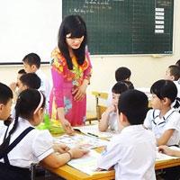 Chế độ thôi việc đối với giáo viên tiểu học