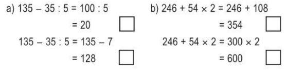 Giải vở bài toán 3