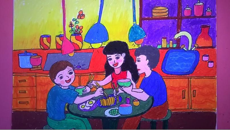 Giải bài tập SGK môn Tự nhiên xã hội 3 bài 19: Các thế hệ trong một gia đình