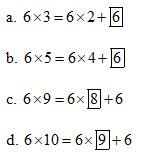 Giải vở bài tập Toán 3 bài 17 đáp án câu 4