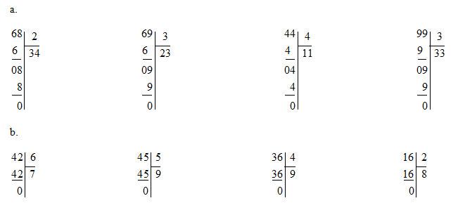 Giải vở bài tập Toán 3 bài 27 đáp án câu 1