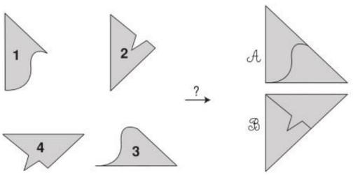 Giải vở bài tập Toán 3 bài 41 đáp án câu 3