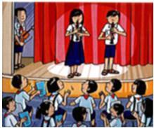 Giải bài tập tiếng Anh lớp 5