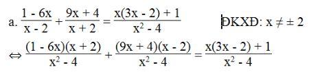 Bài tập toán 8