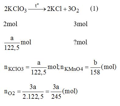 Giải bài tập SBT Hóa học lớp 8 bài 29: Luyện tập chương 4