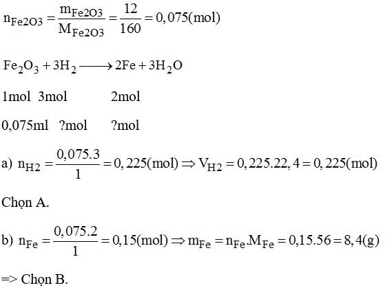 Giải bài tập SBT Hóa học lớp 8 bài 32: Phản ứng oxi hóa - khử
