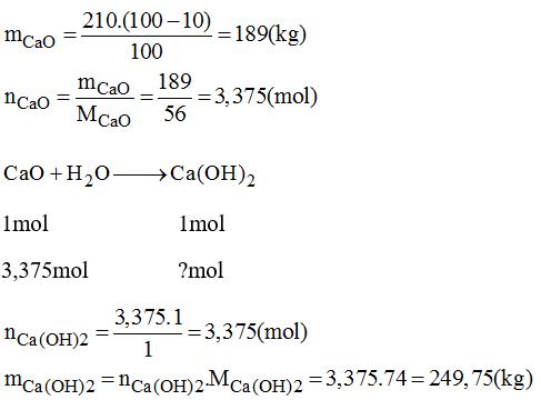 Giải bài tập SBT Hóa học lớp 8 bài 34: Nước