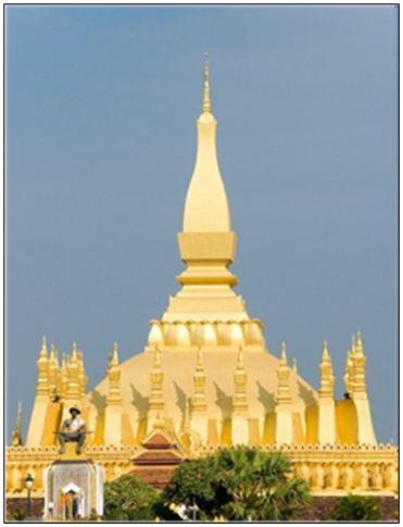 Lý thuyết Lịch sử 10 bài 9: Vương quốc Campuchia và Vương quốc Lào