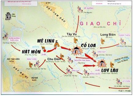 Lý thuyết Lịch sử 10 bài 28: Truyền thống yêu nước của dân tộc Việt Nam thời phong kiến