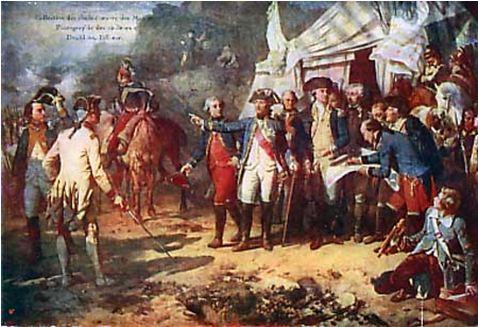 Lý thuyết Lịch sử 10 bài 30: Chiến tranh giành độc lập của các thuộc địa Anh ở Bắc Mĩ