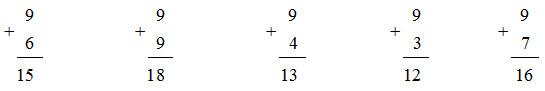 Giải vở bài tập Toán 2 bài 14 câu 2
