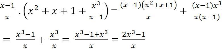 Giải bài tập SGK Toán lớp 8 bài 7: Phép nhân các phân thức đại số