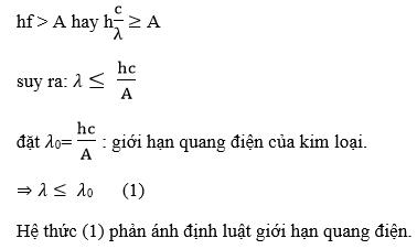Giải bài tập SGK Vật lý 12 bài 30