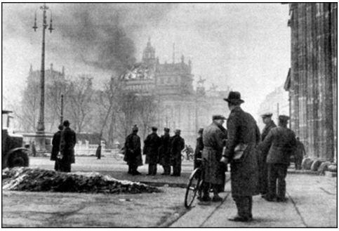 Lý thuyết Lịch sử 11 bài 12: Nước Đức giữa hai cuộc chiến tranh thế giới (1918 - 1939)