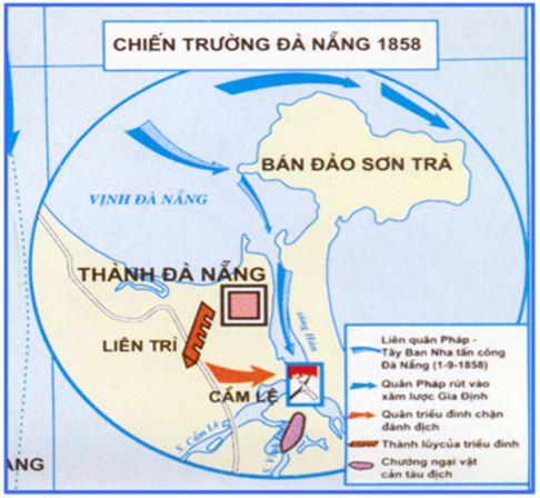 Lý thuyết Lịch sử 11 bài 19: Nhân dân Việt Nam kháng chiến chống Pháp xâm lược (từ năm 1858 đến trước năm 1873)