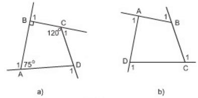 Giải bài tập SGK Toán lớp 8 bài 1: Tứ giác